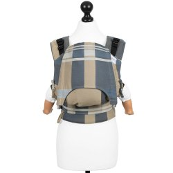 Fidella Fusion babycarrier with buckles - London - beige