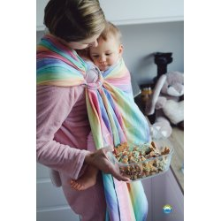 Little Frog Ring Sling Spectrolite