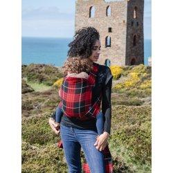 Oscha Cairis Carrier MacQueen of Skye Tartan
