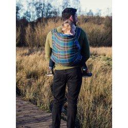 Oscha ergonomické nosítko Cairis Fraser Hunting Tartan