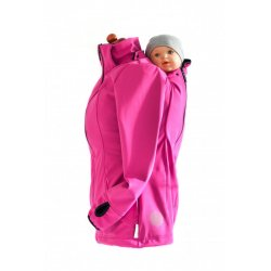 Angel Wings Softshell Jacket magenta