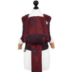 Fidella FlyClick Outer Space - ruby red