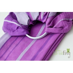 Little Frog Ring Sling Amethyst