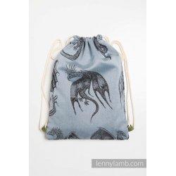 LennyLamb SackPack Dragon Steel Blue