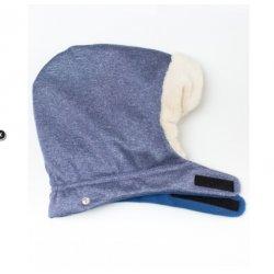 Isara kapucka k zateplovací kapse - Timeless Blue Melange