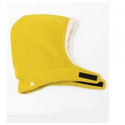 Isara kapucka k zateplovací kapse - Mellow Yellow