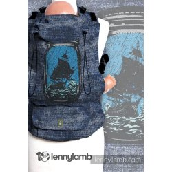 LennyLamb LennyUp rostoucí ergonomické nosítko Be Dreamer! (na zakázku)