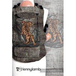 LennyLamb LennyUp rostoucí ergonomické nosítko Be Wild! (na zakázku)
