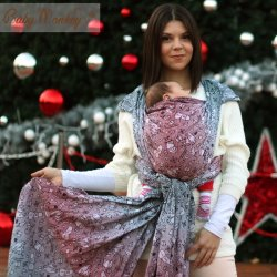 BabyMonkey - Santa Claus - Holly