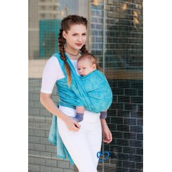 Beloved Slings Linen & Silk Maze