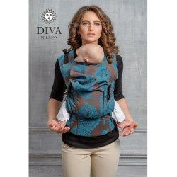 Diva Milano ergonomické nosítko s přezkami - Diva Essenza - Libellula