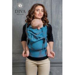 Diva Milano ergonomické nosítko s přezkami - Diva Essenza - Castello