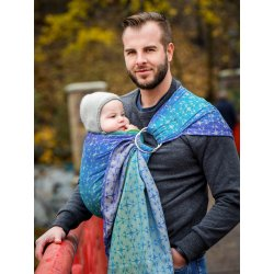 Oscha ring sling Silent Night Celestial