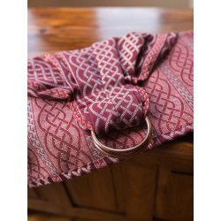 Oscha ring sling Braid Casanova