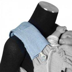DidyPad - ramenní vycpávky pro nosítka DIDYMOS - Jeans