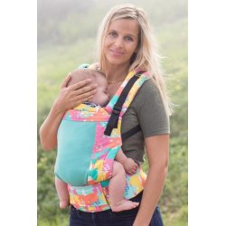 Tula ergonomic carrier Free To Grow Coast - Paint Palette