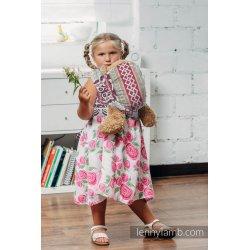 LennyLamb dětský šátek pro panenky Good Vibes (Na zakázku)