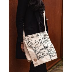 Oscha Mithril™ Messenger Eco Bag