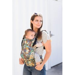 Tula ergonomic carrier Free To Grow - Eye Spy