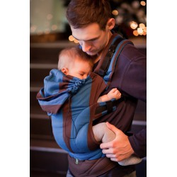 LennyLamb ergonomic carrier Forest Dew