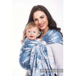 LennyLamb Ring sling Fish'ka Big Blue