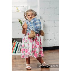 LennyLamb Doll Sling Fish'ka Big Blue