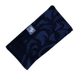 Fidella Drool Pads - Classic - Wolf - royal blue