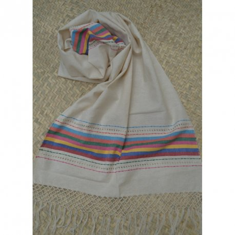 Indajani Rebozo Nature Rainbow
