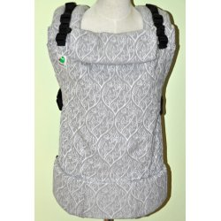 MoniLu ergonomic babycarrier UNI (Adjustable) SL Grey - for rent