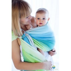 Little Frog Ring Sling Linen Bazzite