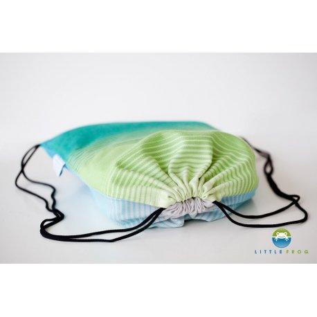 Little Frog bag Linen Bazzite