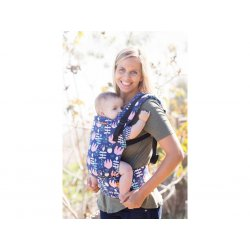 Tula ergonomic carrier Free To Grow - Twillight Tulip