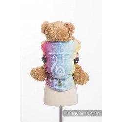 LennyLamb Doll Carriers Symphony Rainbow Light