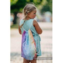 LennyLamb Bag SackPack Symphony Rainbow Light