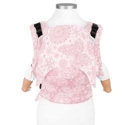 Fidella Fusion ergonomické nosítko s přezkami - Iced Butterfly - pale pink