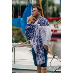 LennyLamb Ring sling Sea Stories