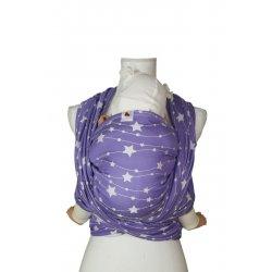 Lenka Hvězdy - fialové