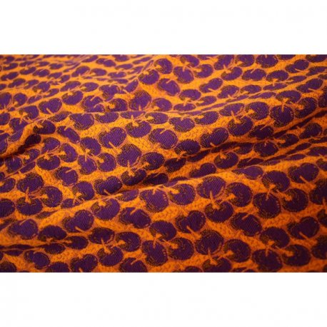 Yaro Ring Sling Cherries Ultra Orange Violet