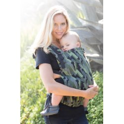 Tula ergonomic carrier Free To Grow - Black Lightning