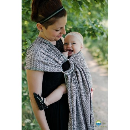 Little Frog Ring Sling Lovely Slate