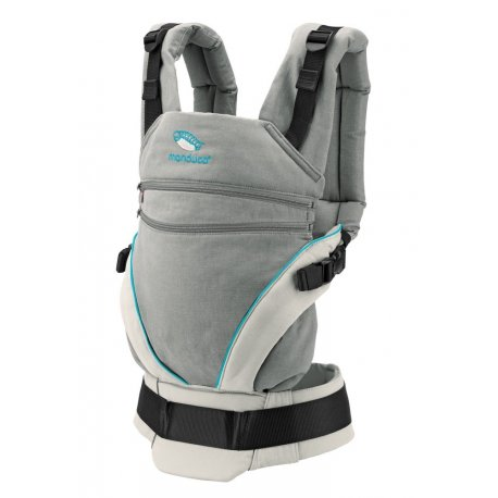 Manduca XT cotton grey-blue