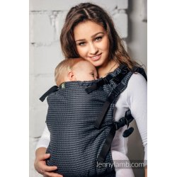 LennyLamb LennyUp adjustable ergonomic carrier Basic Line Galaxite - for rent