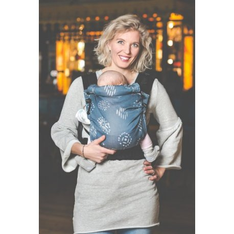 Pure Baby Love Ergonomic babycarrier Hapiness Teal