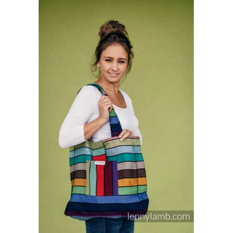 LennyLamb Shoulder Bag - Carousel Of Colors