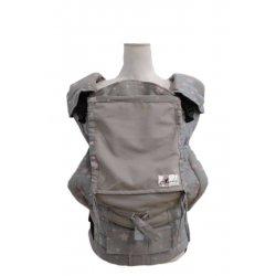 Lenka ergonomické nosítko - 4ever - Hvězdy stříbrné - Letná verzia