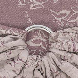 Fidella ring sling Feel Free - Lilac Grey
