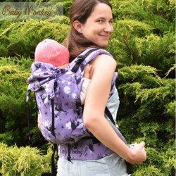 BabyMonkey ergonomické nosítko Regolo Dancing Fairy Kala Namak