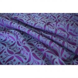 Yaro Ring sling Retro Berry Purple Mint Tencel