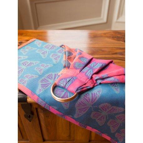 Oscha ring sling Papillons Daiquiri