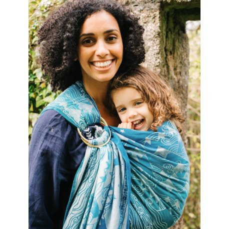 Oscha ring sling Misty Mountains Rauros